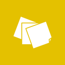 notes, sticky icon