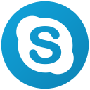 talk, chat, skype, social, call, communication icon