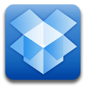 Android, Dropbox icon