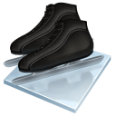 Skating, Speed icon
