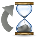 Actions edit clear history icon