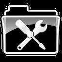 utilities, folder icon