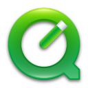 green, quicktime icon