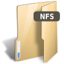 Fs, Gnome, Nfs icon