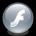 Flash, Macromedia, Player icon