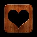 love, valentine, square, heart, favorite icon