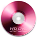 Dvd, Hd icon