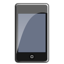 handy, touch, ipod icon