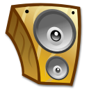 sound, voice, multimedia, music, loud, speaker icon
