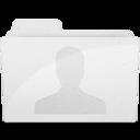 UsersFolder White icon