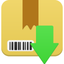 download, package icon