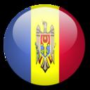 moldova,flag,country icon