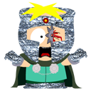 Butters, Chaos, , Professor icon
