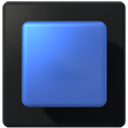 stop, player icon