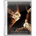 Batman, Begins, Case, Dvd icon