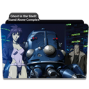 Alone, Complex, Ghost, In, Shell, Stand, The icon
