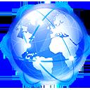internet, earth, world, planet, network, globe, global icon