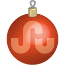 media, set, stumbleupon, christmas, toys, social icon