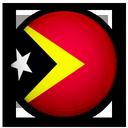 timor, of, leste, flag icon