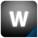 microsoftword,glow icon