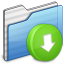 Drop Box Folder icon