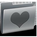 folder, valentine, heart, love icon