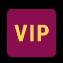 Image result for vip font