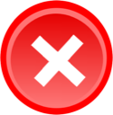 delete, remove, exit, logout, quit, log out, del, sign out icon