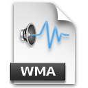 ms, wma, audio icon