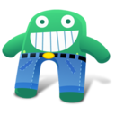 Green Blue Pants icon