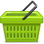 buy,basket,shopping icon