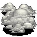 hella,cloudy icon