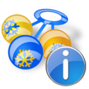 Info, Rattle icon