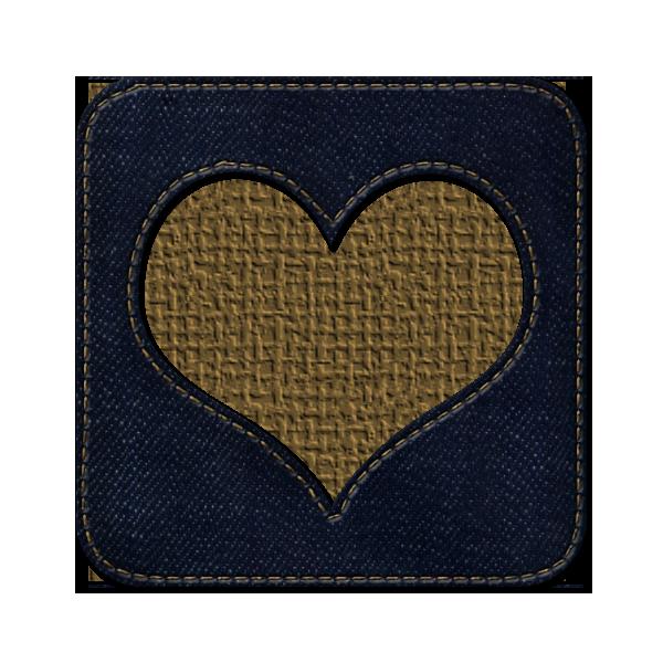 square, favorite, jean, denim, social icon