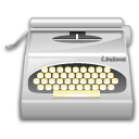App package wordprocessing icon