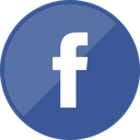 social media, facebook, website icon