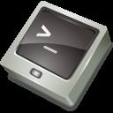 terminal, prompt icon