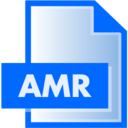 amr,file,extension icon