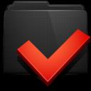 options, folder icon