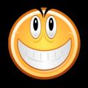 smile, lol icon