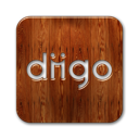 square, logo, diigo icon