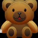 teddy, bear icon