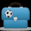 schoolbag, boy icon