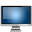 display, monitor, computer, cinema, screen icon
