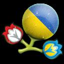 Euro, Ukraine icon