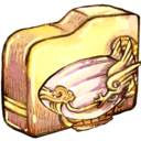 folder,airship icon