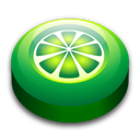 Lime, Puck, Wire icon