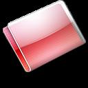 Folder Alternative strawberry icon