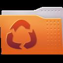 Places folder backup icon