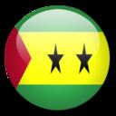 Sao Tome and Principe Flag icon